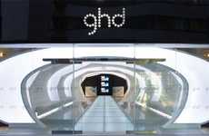 GHD Headquarters Let You Prep Your Locks For The Future