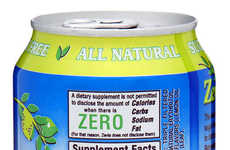 Naturally-Sweetened Soda - Stevia Drinks Gain Ground in North America