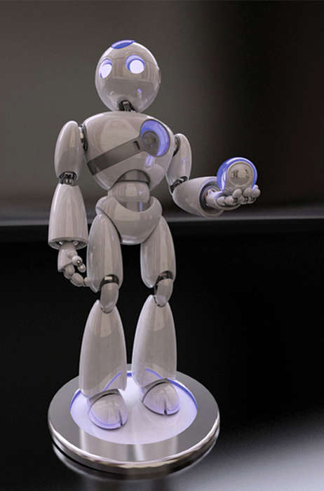 Immortality Through Robots - The 'Oboe' Robot Keeps Memories of Your Loved One Alive