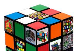 Rubik's Cube Mania Pervades Fashion, Art and Furniture