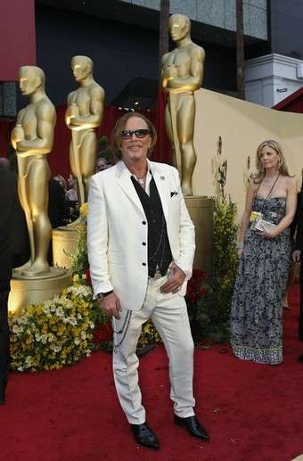 Renegade Oscars Red Carpet Style