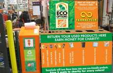 Mass-Market Recycling Initiatives