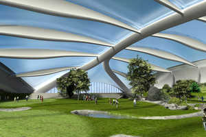 The 'Indoor Golf Arena' To Be World's Largest