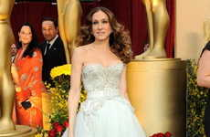 Bridal Oscars Vibes - White, Shimmering Gowns Triumph At The 2009 Awards