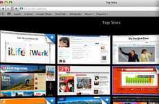 Sleek Browser Upgrades - Apple Releases Safari 4.0 Beta