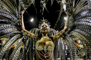 Astonishing Photography Captures the Eccentric Spirit Of Brazil