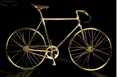 $100,000 Bicycles