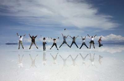Nature For Narcissism? - The Largest Mirror In The World Is Made of Minerals In Bolivia