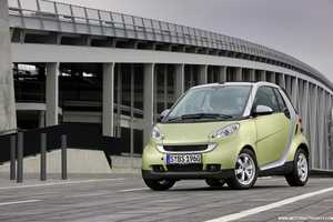 Smart ForTwo Edition Limited Three Drops Emissions 20%