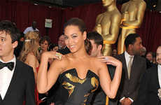 Mermaid Couture - Fishtail Gowns Made Waves on Beyonce & Vanessa Hudgens at Oscars
