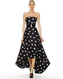 Dotted Summer Dresses