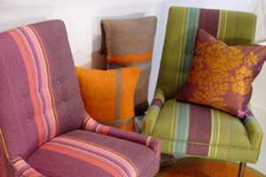 Reupholstering Reuses Chairs and Sofas Destined for Destruction