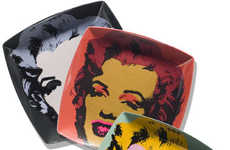 Pop Art Plateware