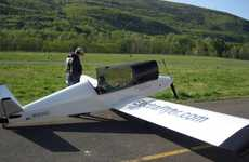 Battery-Powered Airplanes - The ElectraFlyer-C Delivers a Quiet Eco-Friendly Sky Ride