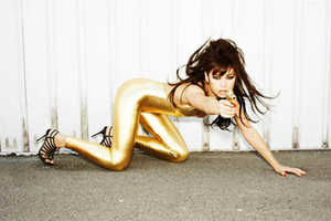 Olga Kurylenko Reprises Bond Girl Role for GQ Germany