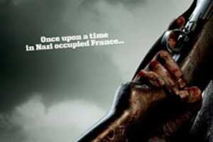 "Quentin Tarantino Uses Bloody Imagery in ""Inglourious Basterds&#8221"