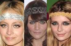 Chic Vintage Headpieces