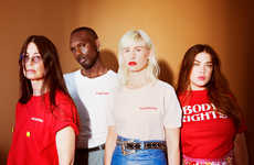 Body Rights-Promoting Fashion - The ELISE Label Stands Up for Individual Rights and Freedoms