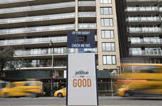 Social Good Airline Campaigns - JetBlue for Good Sends Winners on Charitable Mission Trips