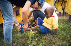 Durable Size-Changing Shoes - The Shoe That Grows is Intended for Children Living in Severe Poverty