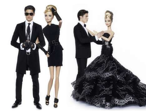 Real Models as Dolls