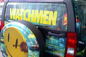 'Watchmen' Publicity in Full Force Around the World