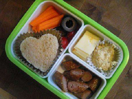 Family Bonding Through Bento - In Japan, 'Bento Day' Lets Kids Learn to Make Healthy Lunches
