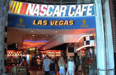 Las Vegas' NASCAR Cafe Bets You Can't Finish the Bomb Burrito
