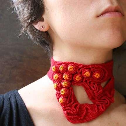 Crocheted Chokers