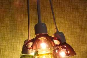 Eco-Friendly Lighting from Recycled Mugs