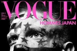 Vogue Hommes Japan Jokerfies America
