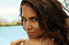 Beachside Fragrance Promos - Berry Gives us a Taste of her 'Halle'