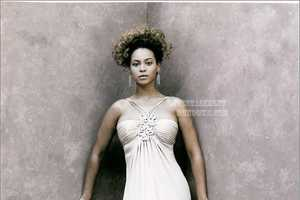 Beyonce Channels Glamour of the Past for Ebony Magazine