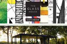 Charitable Sketchbooks - 'The Glass House' Helps Preserve Famous Philip Johnson Edifice