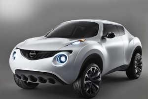 Nissan Qazana Softroader Revealed at Geneva Car Show 2009