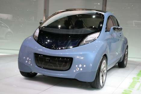 Bubbly Concept Cars - Mitsubishi i MiEV Sport Air Debut at the Geneva Auto Show (Update)