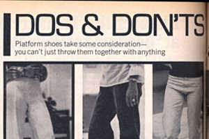 Surprisingly, Do's and Don'ts Haven't Changed Much Over Time