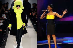 Neon Highlights Everything from Runways to American Idol