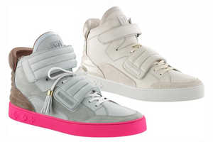 Kanye West and Louis Vuitton Catapult Street Shoes to the Mainstre