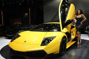 Lamborghini Murcielago LP670-4 SuperVeloce Unveiled
