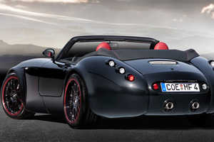 Wiesmann MF4 Roadster Unveiled at Geneva Motor Show