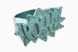 Ambush 'Pow! Ring' and 'Pow! Pendant'