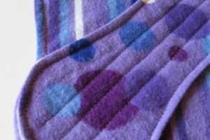 Eco-Friendly Homemade Cloth Feminine Hygiene Products