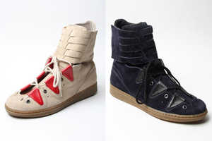 Bernhard Willhelm 'Rambaramb' Boot from Oki-ni