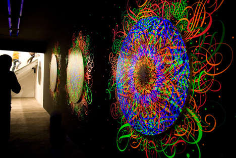 Psychedelic Art Exhibitions