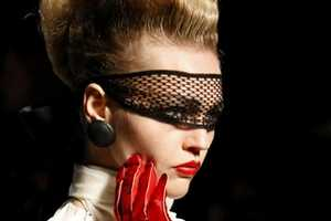 Jean Paul Gaultier Fall '09 RTW Has Lots of