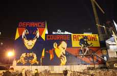 "Touring Art Exhibitions - Lance Armstrong and Nike Sportswear Launch ""Stages"" for LIVESTRONG"