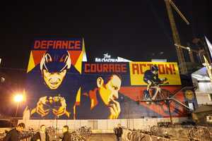 Lance Armstrong and Nike Sportswear Launch