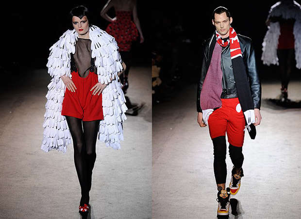 Mickey Mouse-Inspired Fashion