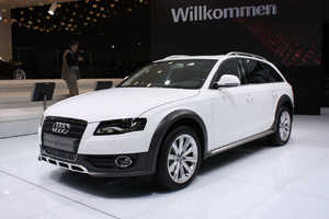 Audi A4 Allroad Quattro is Rugged, Yet Refined